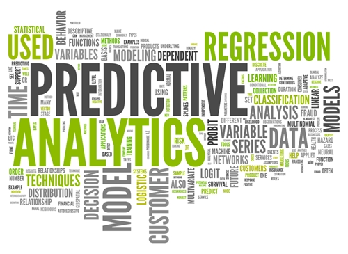 Predictive analytics is the ultimate goal in information gathering.