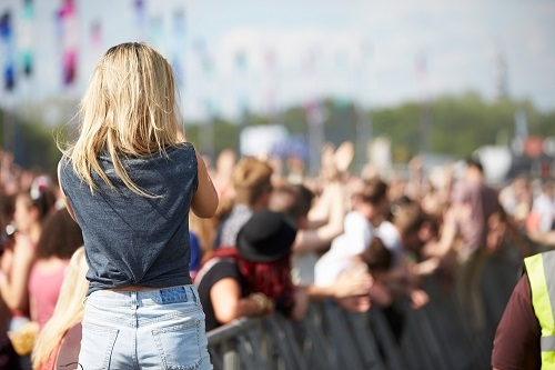 Predictive analytics can make the music festival experience safer and more convenient for fans.