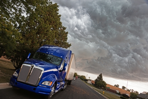 Predictive analytics help the trucking industry diagnose the health of their fleets.