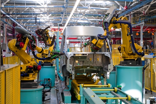 Manufacturers are in the midst of another industrial revolution.