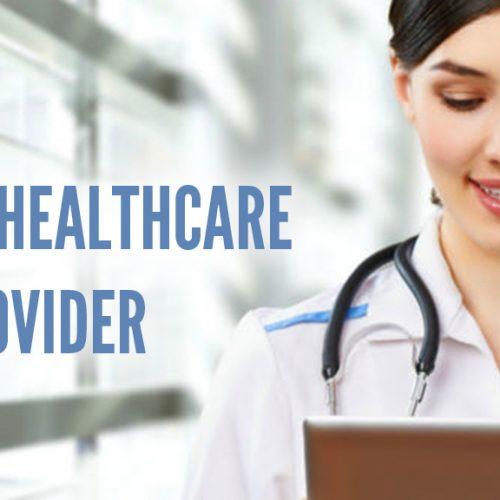 CA Healthcare Provider